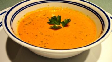 Easy and Delicious Homemade Tomato Soup