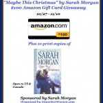 """Maybe This Christmas"" by Sarah Morgan"