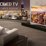 Make the Season Merry with LG's OLED TV Now at Best Buy!