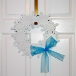 slider Frozen Inspired Wreath 2