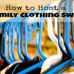 How to Host a Family Clothing Swap
