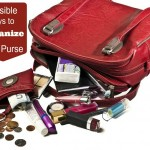 Sensible Ways to Organize Your Purse