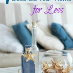 7 Ways to Decorate Your Home for Less
