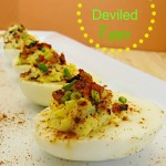 Loaded Deviled Eggs Recipe for Easter