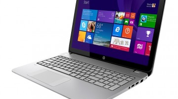 HP Envy Touchsmart Laptop