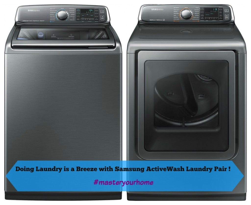 Samsung Activewash Laundry Pair From Best Buy