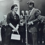 Dr. Frances Oldham Kelsey ~ Saved America from Thalidomide