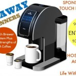 Touch Brewer Prize Pack Giveaway