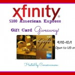 $100 American Express Gift Card Giveaway