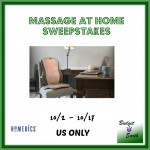 Massage at Home Sweepstakes