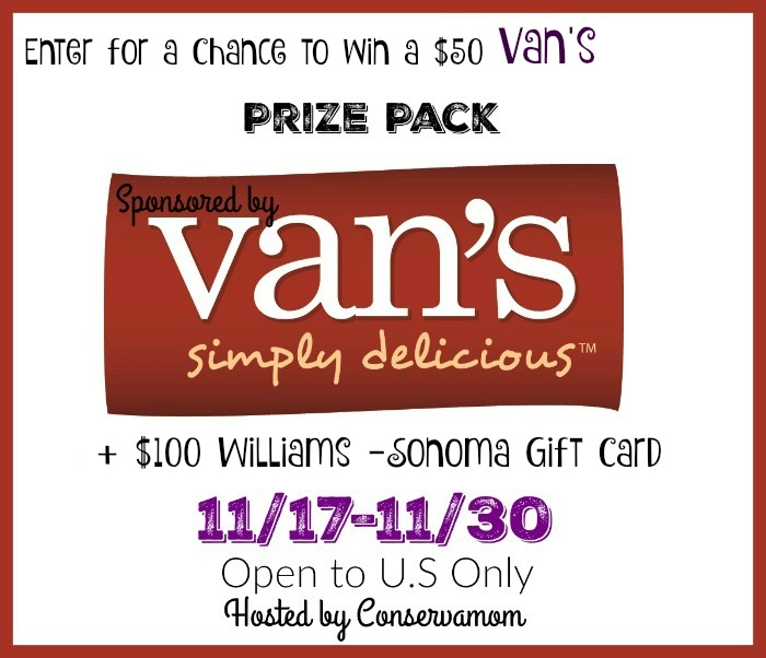 william sonoma giveaway van s prize pack william sonoma giveaway 9816