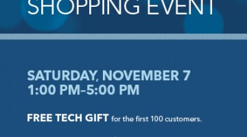 Best Buy Holiday Shopping Event Saturday 11/7/15