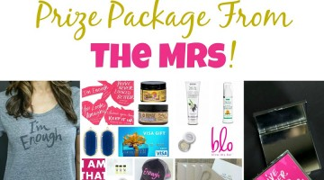 #EvenThough…#ImEnough #TheMrsBand Sweepstakes
