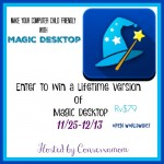 Magic Desktop Giveaway