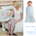 HALO Bassinest LUXE and SwaddleSure Giveaway
