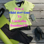 CariLoha Bamboo Fit Yoga Giveaway!