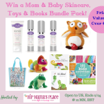 Mom & Baby Prize Pack Giveaway ~ $180 Value