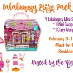 Lalaloopsy Prize Pack Giveaway