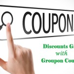 Discounts Galore with Groupon Coupons!