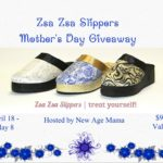 Zsa Zsa Slippers Mother's Day Giveaway