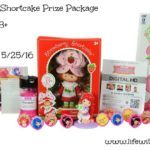 Strawberry Shortcake Prize Pack Giveaway