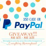 $150 Cash or Paypal Giveaway!