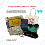 Sleepless in Manhattan Giveaway
