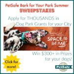 PetSafe Bark for your Park Giveaway