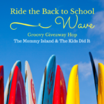 Ride The Back To School Wave Groovy Giveaway Hop