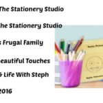 Stationery Studio $50 Gift Card Giveaway