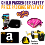 BubbleBum Prize Package + $75 Amazon Gift Card Giveaway
