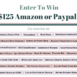 $125 Amazon or PayPal Cash Giveaway