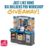 Step2 Workshop Giveaway