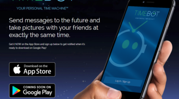 Download the New TIMEBOT App
