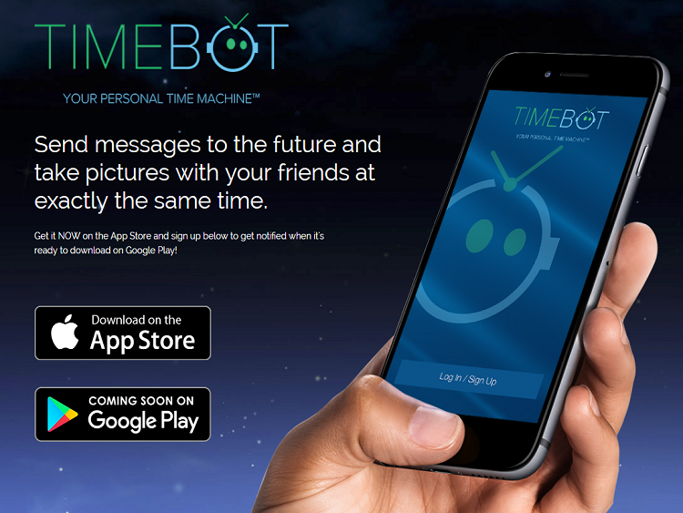 Timebot - Your Personal Time Machine