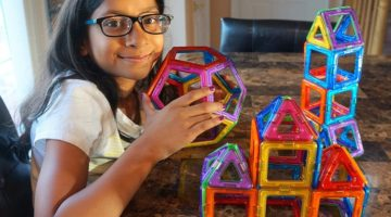MAGFORMERS Magnetic Construction Set Review
