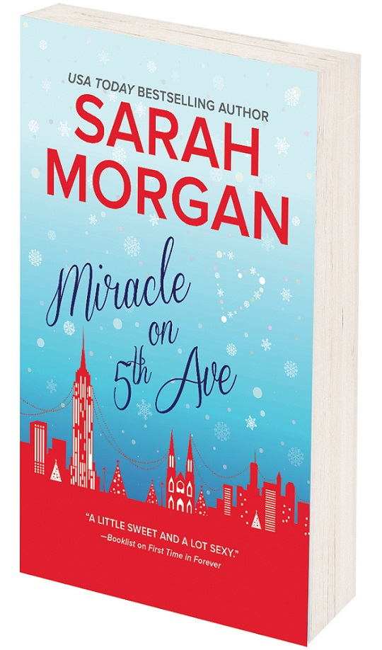 Sarah Morgan Miracle on 5th Avenue