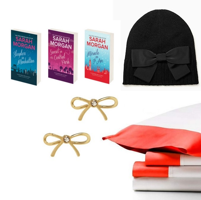 Kate spade prize package