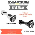 Swagtron T5 Giveaway