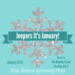 Jeepers It's January Giveaway Hop!