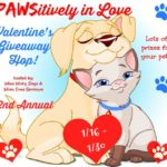 Pawsitively in Love Valentine's Giveaway Hop