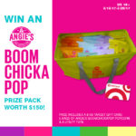 Angie's BOOMCHICKAPOP $100 Target Gift Card Prize Pack Giveaway