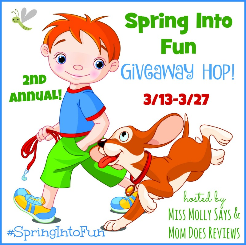 Just For Fun Twitter Giveaway By: Spring Into Fun Giveaway Hop
