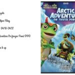 Arctic Adventure On Frozen Pond DVD Giveaway (2 Winners!)