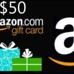 It's An Amazon $50 Gift Card  Giveaway!
