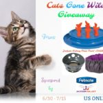 Cats Gone Wild Giveaway