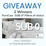 PureCare Pillow Giveaway