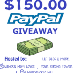 $150.00 Paypal Giveaway