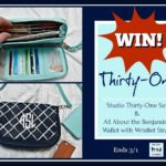 Studio Thirty-One Purse Set Giveaway