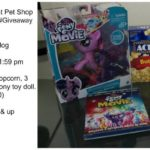 My Little Pony & Littlest Pet Shop Movie Night Package Giveaway